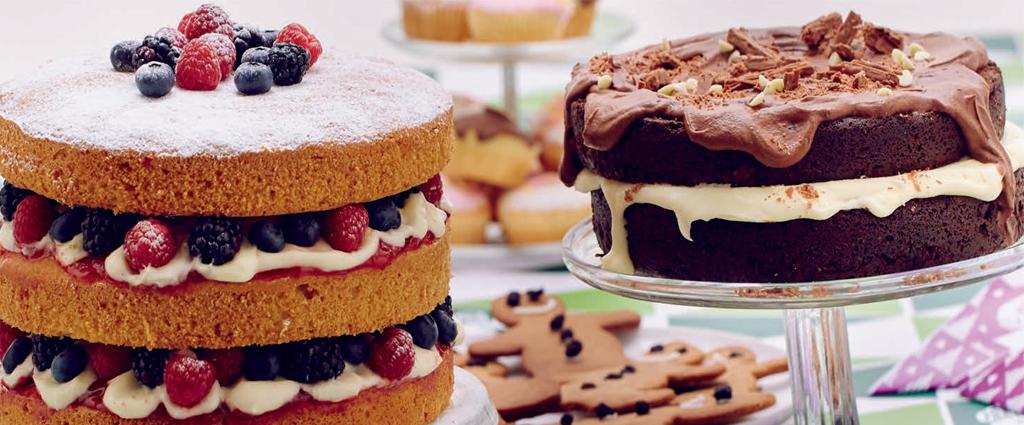 Cake Sale Webpage
