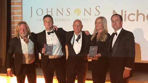 Johnsons1871 Scoops Two 2019 Grafters Awards